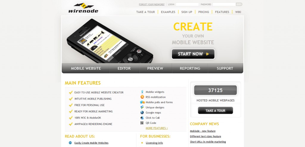 wirenode 1024x496 How To Make Your Website Mobile