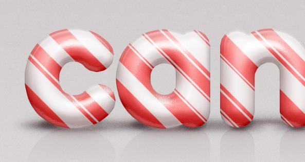 psd-candy-cane-text-effect