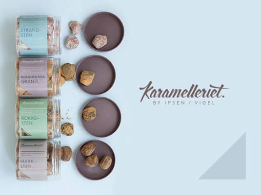 9. caramel packaging