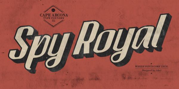 CA Spy Royal by Cape-Arcona