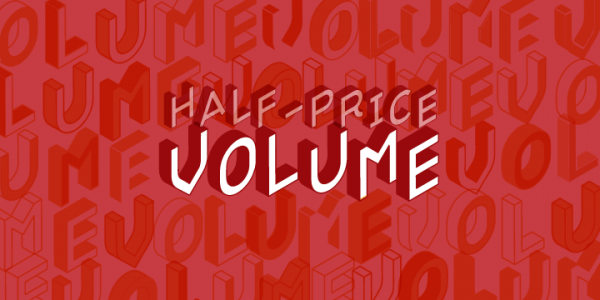 Volume by Cubo Fonts
