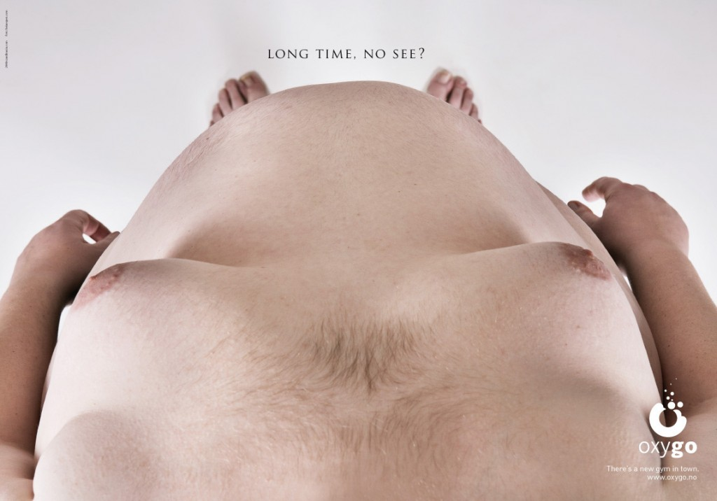 Oxygolongtime 1024x716 51 Examples of Funny & Creative Advertisement