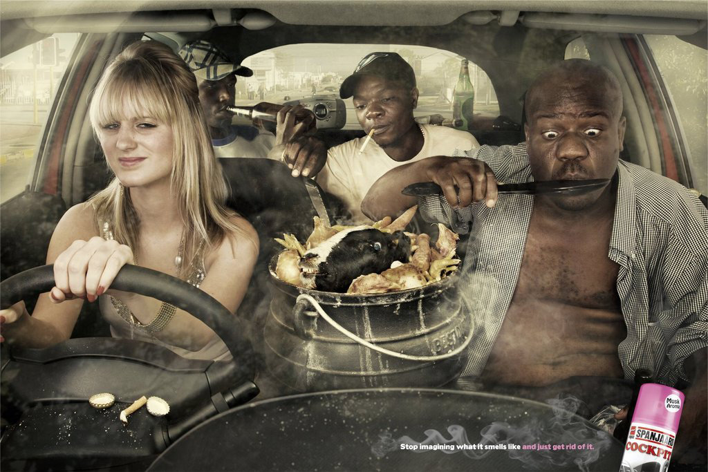 spanjaardsmoke 51 Examples of Funny & Creative Advertisement