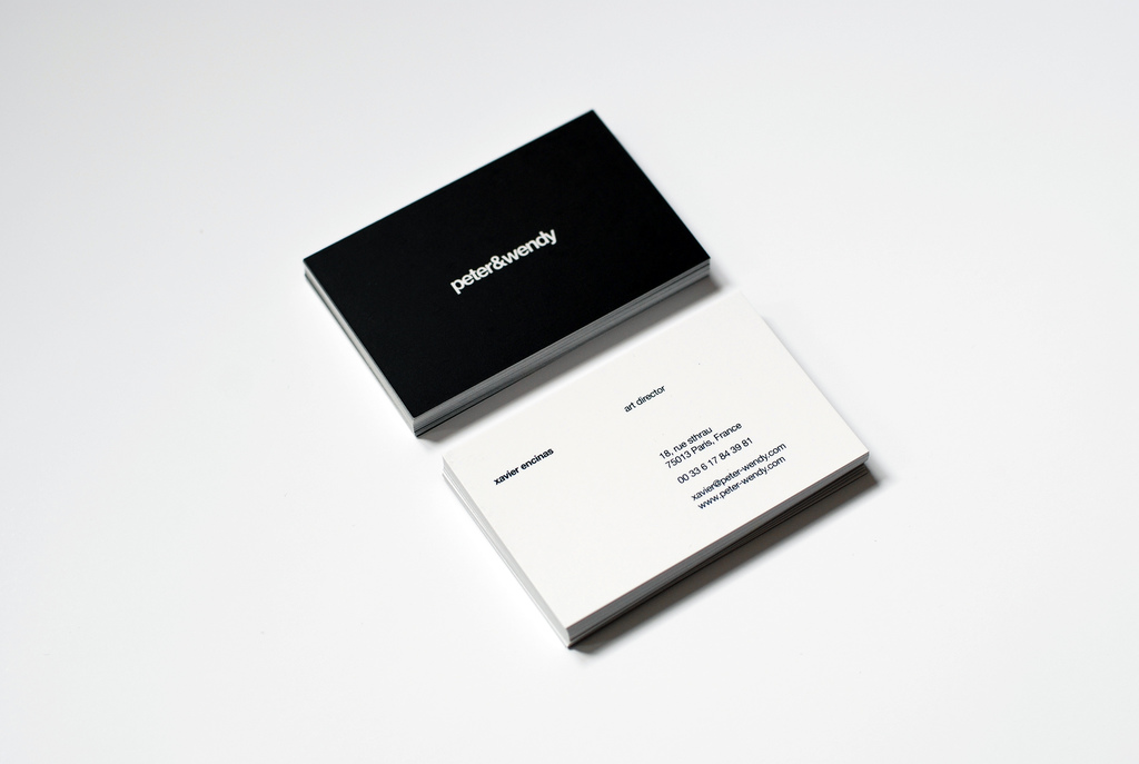 1788006703 400ab909d1 b 100 Refreshing Black & White Business Cards