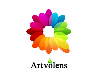 ARTVOLENS 45 Mind Blowing Colorful Logo Designs