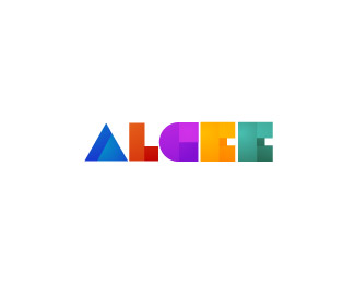 Alcee 45 Mind Blowing Colorful Logo Designs