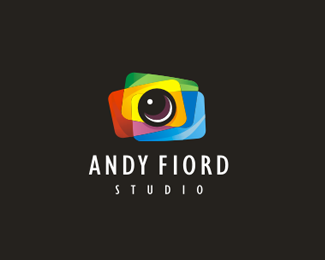 Andy Fiord 45 Mind Blowing Colorful Logo Designs