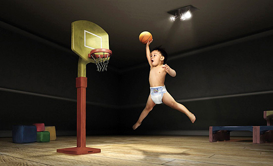 Basketball 60 Visionary Examples of Creative Photography