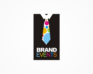 Brand Events 45 Mind Blowing Colorful Logo Designs