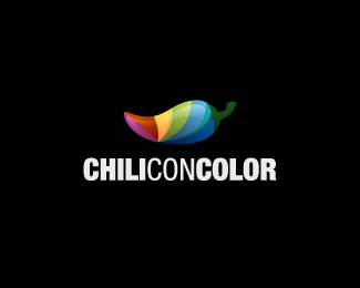 Chili Con Color 45 Mind Blowing Colorful Logo Designs