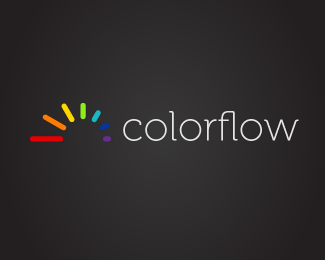 Colorflow 45 Mind Blowing Colorful Logo Designs