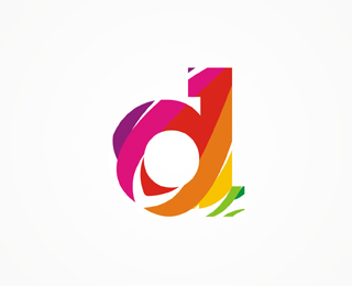 DOL 45 Mind Blowing Colorful Logo Designs
