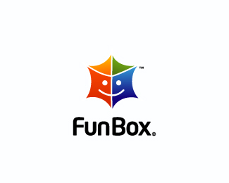 FunBox 45 Mind Blowing Colorful Logo Designs