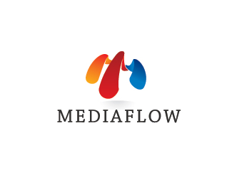 Mediaflow 45 Mind Blowing Colorful Logo Designs