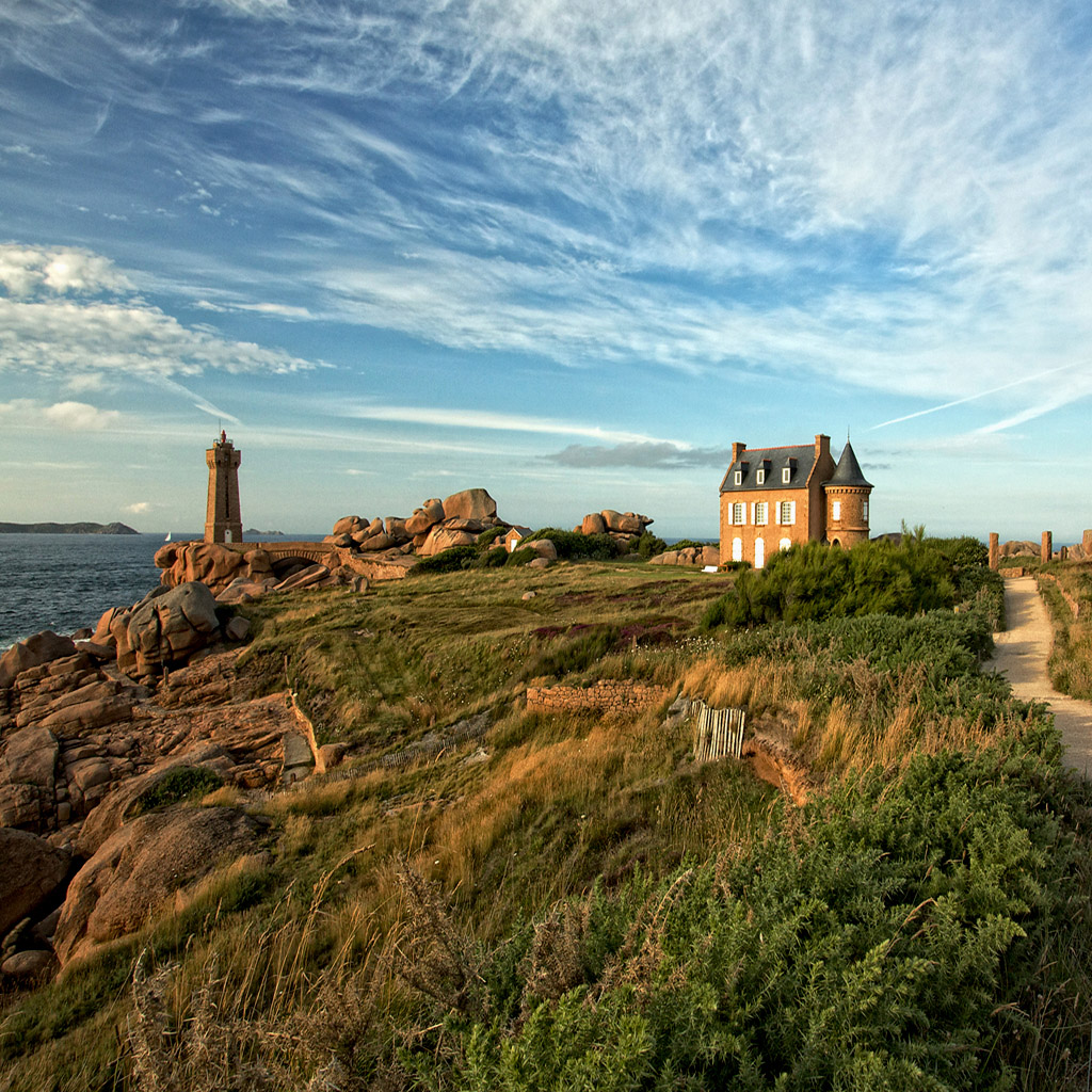 Perrosguirec 40 Ravishing Scenery iPad Wallpapers