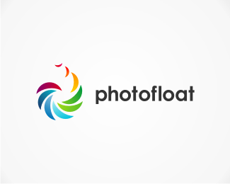 Photofloat 45 Mind Blowing Colorful Logo Designs