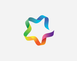 Star Creative 45 Mind Blowing Colorful Logo Designs
