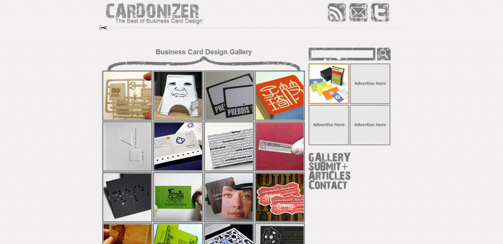 cardonizer 1024x496 Top 8 Websites for Business Card Inspiration