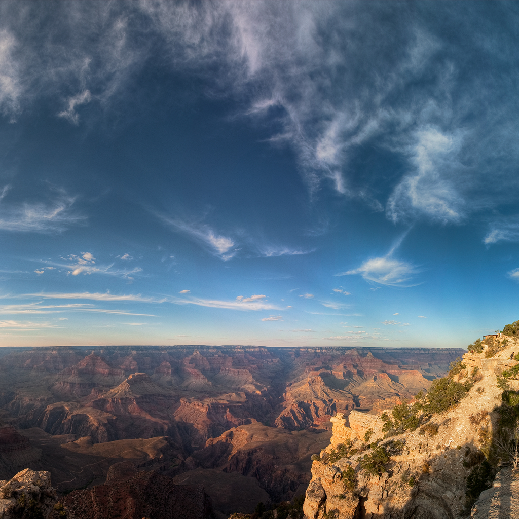 grand canyon 40 Ravishing Scenery iPad Wallpapers