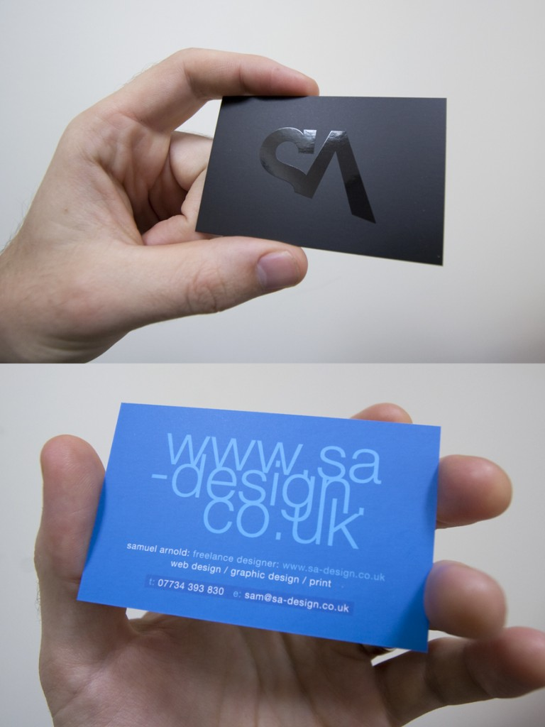 sa business cards big 768x1024 100 Refreshing Black & White Business Cards