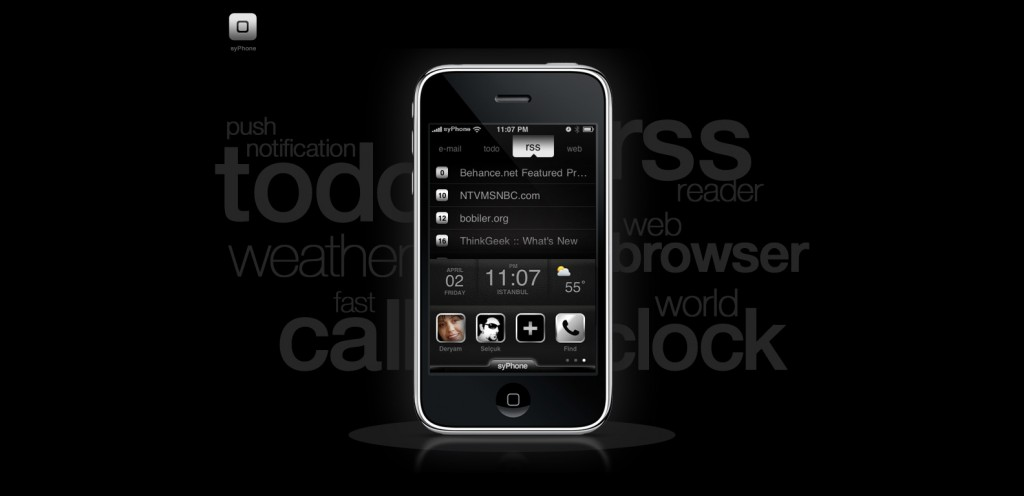 selcukyilmaz 1024x496 100 Wonderfully Designed iPhone App Websites