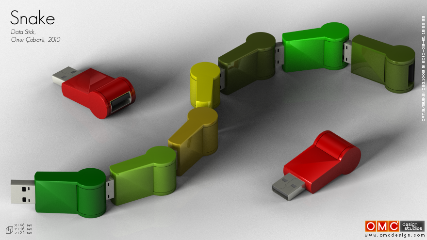1003 55 Creative Examples of USB Designs