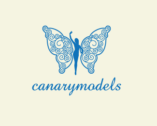 CanaryModels 70 Beautiful Animal Logo Designs