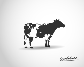 Cow World 70 Beautiful Animal Logo Designs