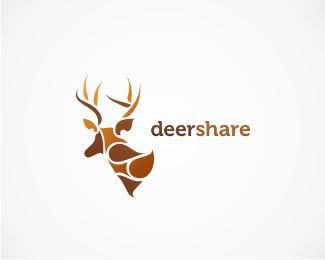 Deershare 70 Beautiful Animal Logo Designs