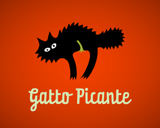 Gatto Picante 70 Beautiful Animal Logo Designs