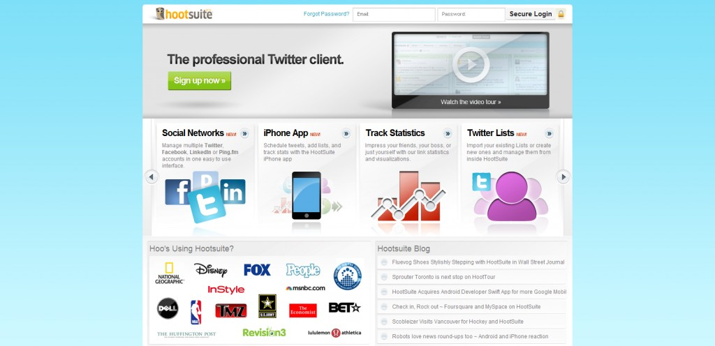 HootSuite 1024x496 18 Tools for Scheduling Future Tweets