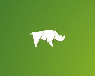 PaperRhino 70 Beautiful Animal Logo Designs