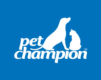 Pet Champion 70 Beautiful Animal Logo Designs