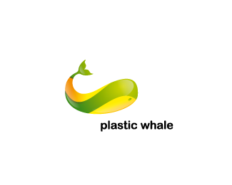 Plastic Whale 70 Beautiful Animal Logo Designs
