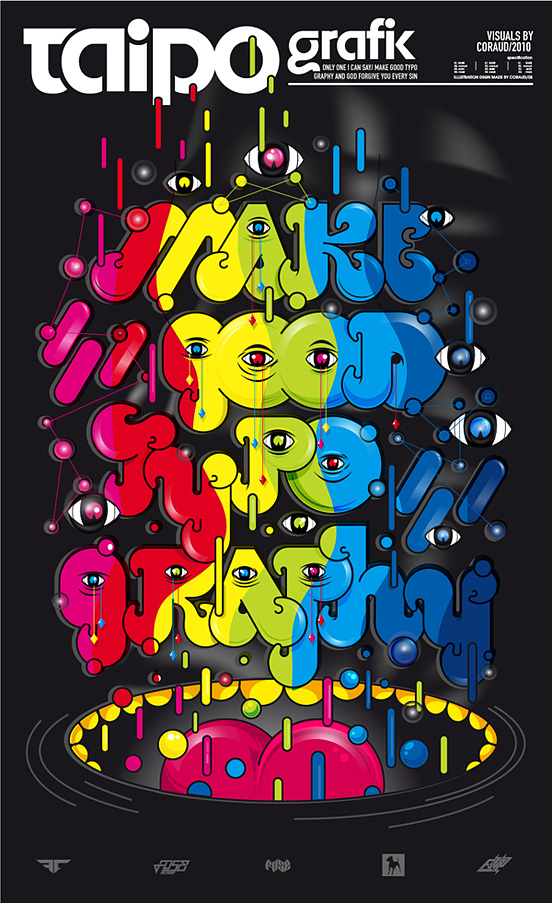 Posters 50 Remarkable Examples of Typography Design