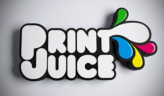 Print Juice 50 Remarkable Examples of Typography Design