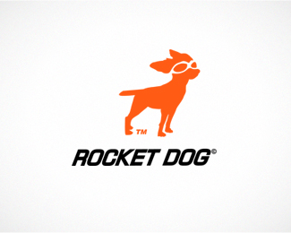 Rocket Dog 70 Beautiful Animal Logo Designs