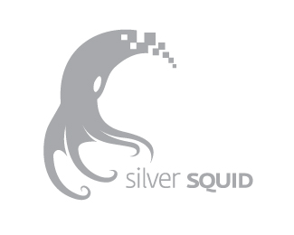 Silver Squid 70 Beautiful Animal Logo Designs