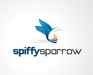 SpiffySparrow 70 Beautiful Animal Logo Designs