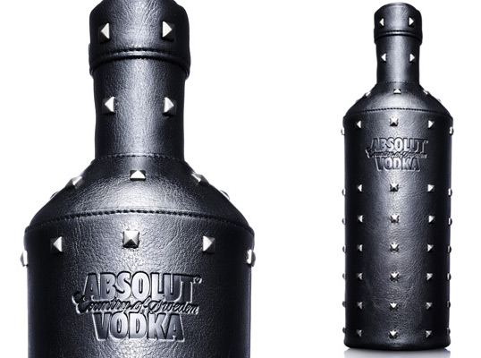 absolut rock 60 Temptingly Designed Alcoholic Beverages