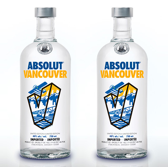 absolutvancouver 60 Temptingly Designed Alcoholic Beverages