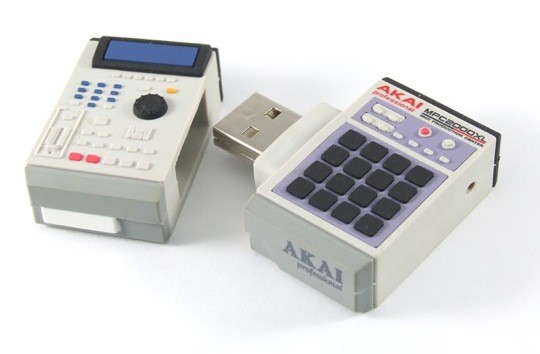 akai usb 55 Creative Examples of USB Designs