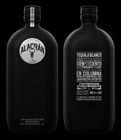 alacran1 60 Temptingly Designed Alcoholic Beverages