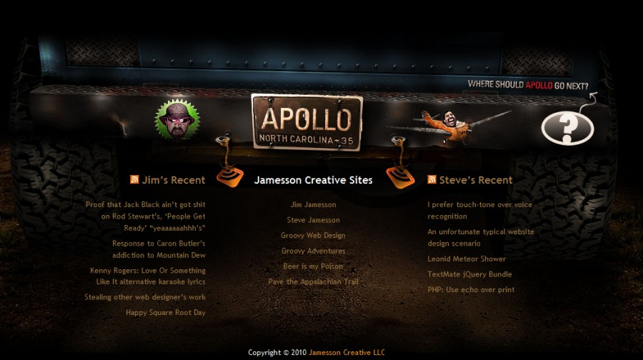 apollocreedtravels 60 Inspiring Footer Designs