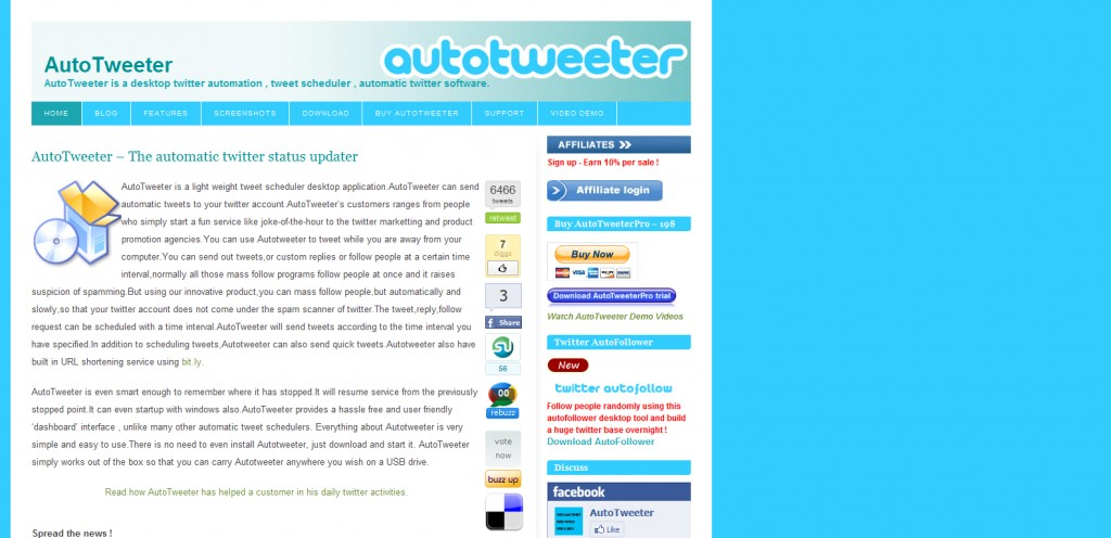 autotweeter 1024x496 18 Tools for Scheduling Future Tweets