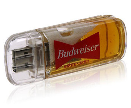 beerdrive 55 Creative Examples of USB Designs