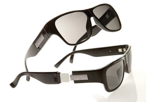 calvin klein usb sunglasses 55 Creative Examples of USB Designs