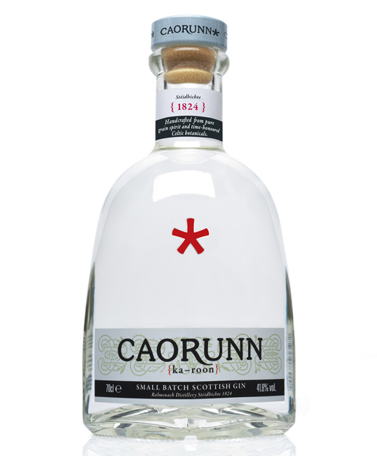 caorunn 60 Temptingly Designed Alcoholic Beverages