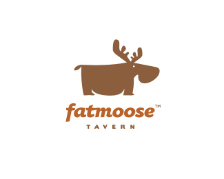 fatmoose 70 Beautiful Animal Logo Designs