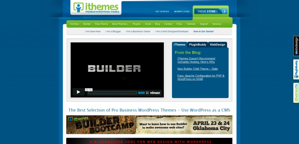 ithemes 1024x496 31 Websites to Purchase Premium Wordpress Themes
